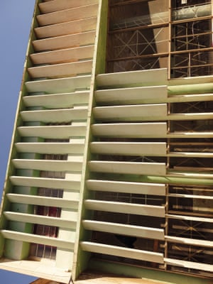 Brise Soleil and Storm Tape, Havana by Michael Stipe