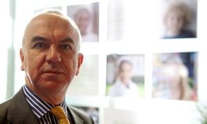 Sir Martin Narey, the former chief executive of Barnardos.