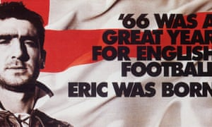 Nike's Eric Cantona campaign in the 1990s