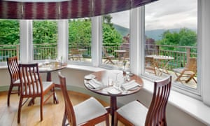 Cottage in The Woods - Keswick Restaurant Conservatory