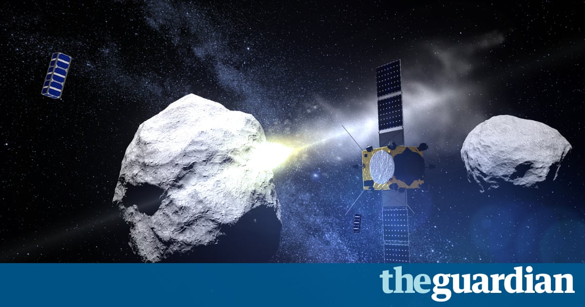 Happy Asteroid Day! A conversation about peaceful, global scientific collaboration – Trending Stuff