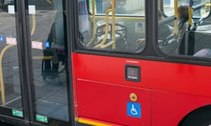Callaghan: 'I don't travel on buses unless I can help it.'