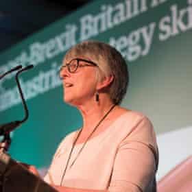 Julie Ward MEP.