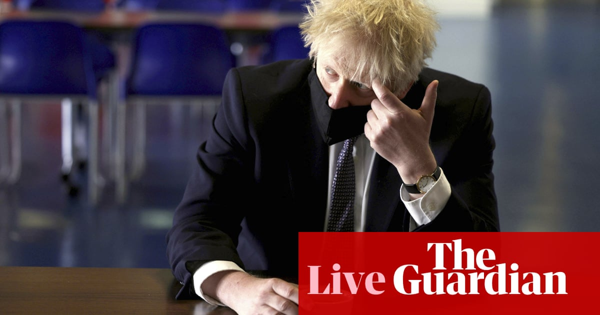 Boris Johnson's failure to protect mobile number may have posed risk, says ex national security adviser – politics live