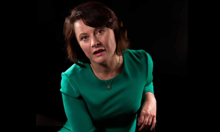 Monica Dolan: 'Blaming a mother is something we all do.'