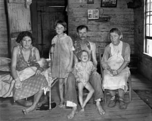Sharecropper's Family, Hale County, Alabama 1936