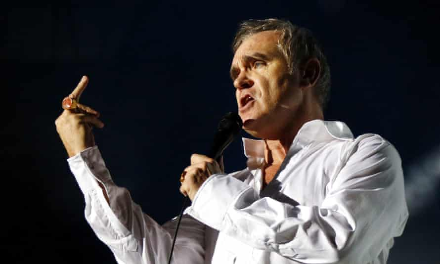 Morrissey criticised politicians including Theresa May and Andy Burnham for failing to specifically condemn Isis in their responses to the Manchester attack.