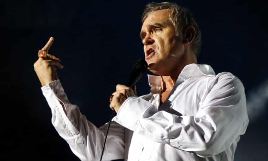 Former Smiths frontman Morrissey is a contender for the bad sex in fiction prize with his book List of the Lost.