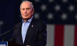 Mike Bloomberg's $500m could've replaced all of the old lead pipes in Flint, Michigan.