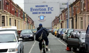 Everton is one of several Premier League clubs supporting the work of charities that help refugees.