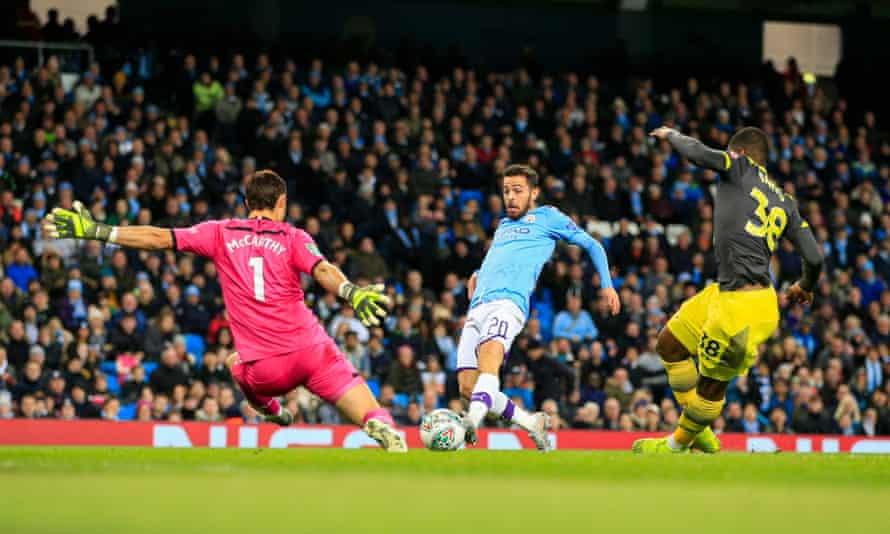 Manchester City 3-1 Southampton