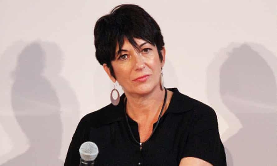 Ghislaine Maxwell in New York, in 2013