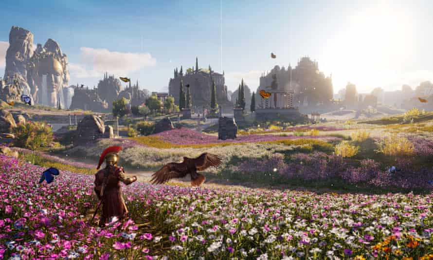 The Fields of Elysium ... Assassin's Creed: Odyssey.