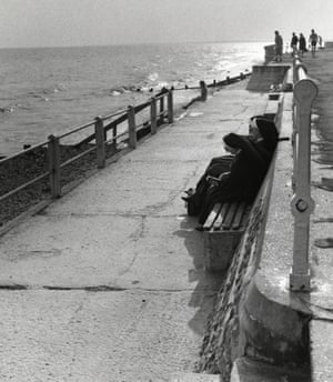 Sussex Beach, 1970s by Dorothy Dohm