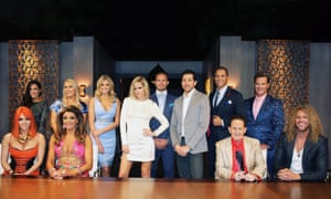 Celebrity Apprentice Australia featured Mark Bouris, the founder and chairman of Wizard Home Loans and Yellow Brick Road, as the chief executive officer.