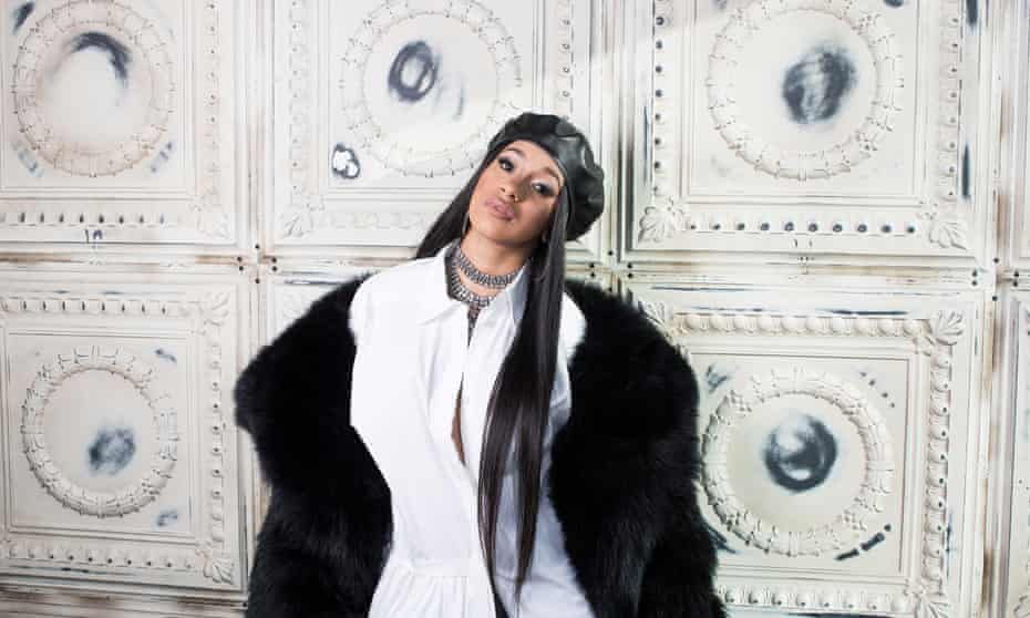 Cardi B: 'When I do music, I don't feel like it's competition.'