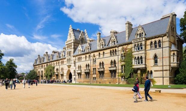 Any chance of getting into Oxford?