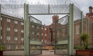 Reading prison closed in 2013.
