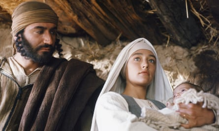 'That was my destiny' … Hussey as Mary in Jesus of Nazareth.