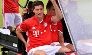 Poland's forward Robert Lewandowski could be on his way to Arsenal, if Arsène Wenger's grand plan comes to fruition.