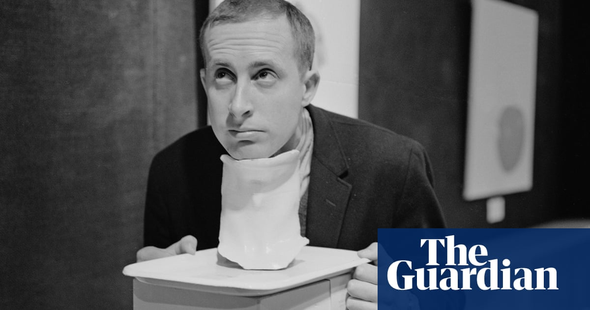 'Ground-breaking' New Zealand artist Billy Apple dies aged 85