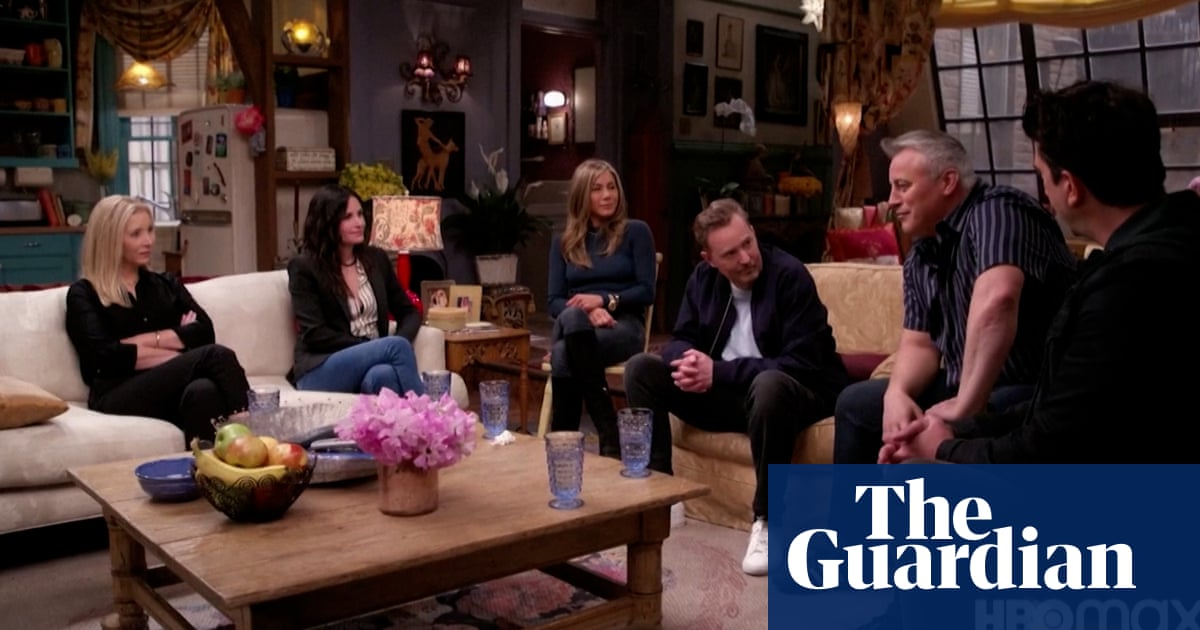 'Where's the tissue box?': new Friends: Reunion trailer released by HBO Max – video