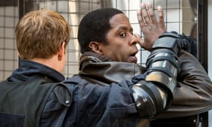 Programme Name: Undercover - TX: n/a - Episode: Early Release (No. 2) - Picture Shows: Nick Johnson (ADRIAN LESTER) - (C) BBC - Photographer: Sally Mais
