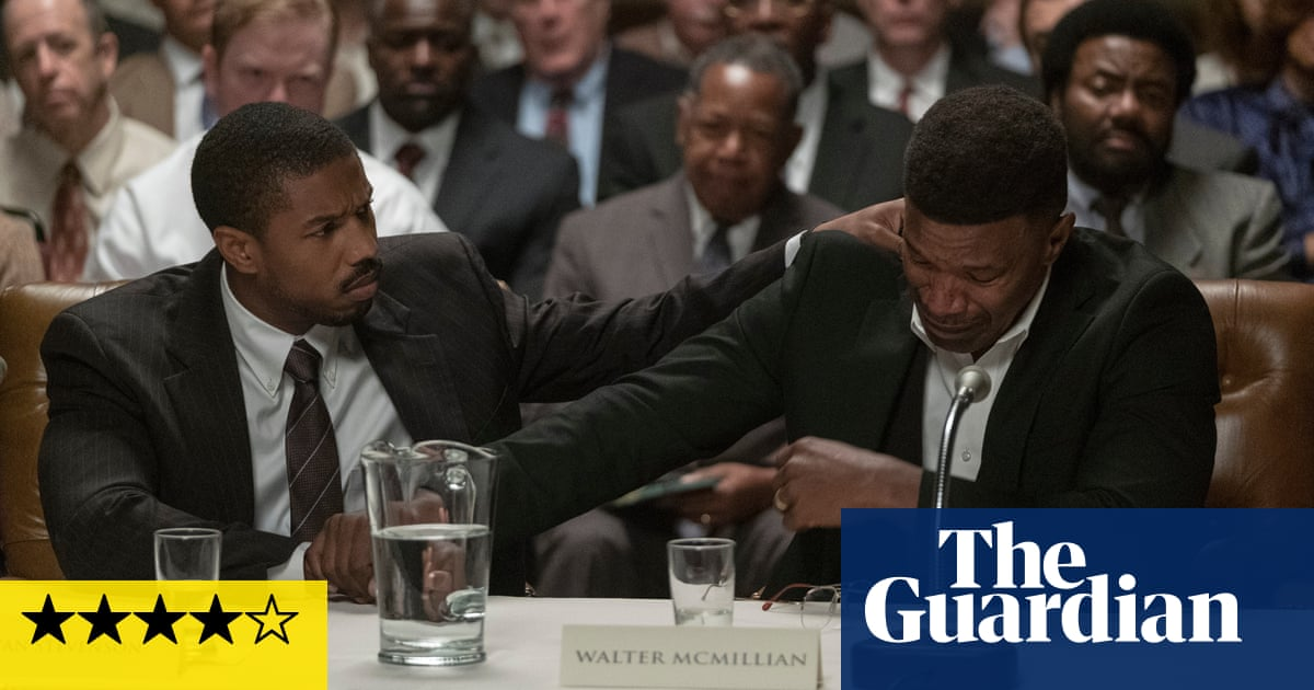 Just Mercy review – death row drama with quiet power