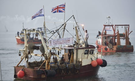 If any issue is going to poison trade talks, it is fisheries.