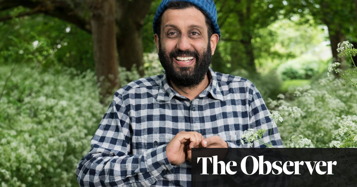 Sunday with Adeel Akhtar: 'Butter chicken is a favourite'