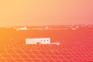 Longyangxia Dam Solar Park – the 850MW plant has the capacity to power up to 200,000 households.