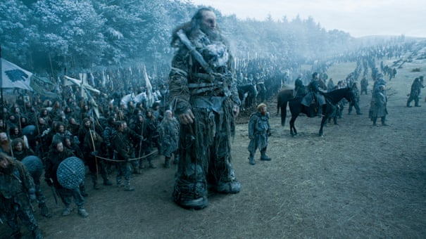 George RR Martin: 'When I began A Game of Thrones I thought