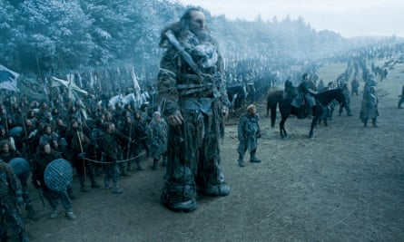 Battle lines are drawn in Game of Thrones