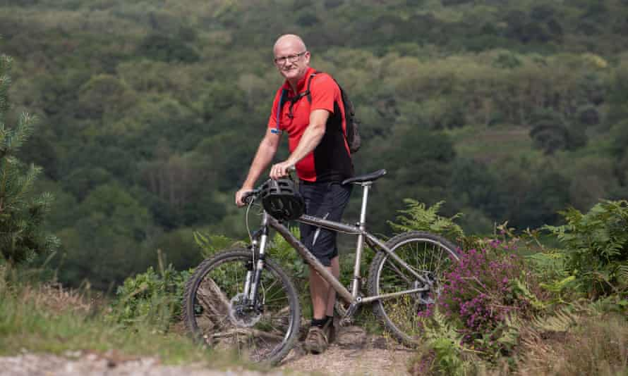 Cyclist Simon Brown says it would be a tragedy of the public lost access to Ash Ranges in Surrey.