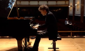 Understated refinement... Paul Lewis performing at the Wigmore Hall