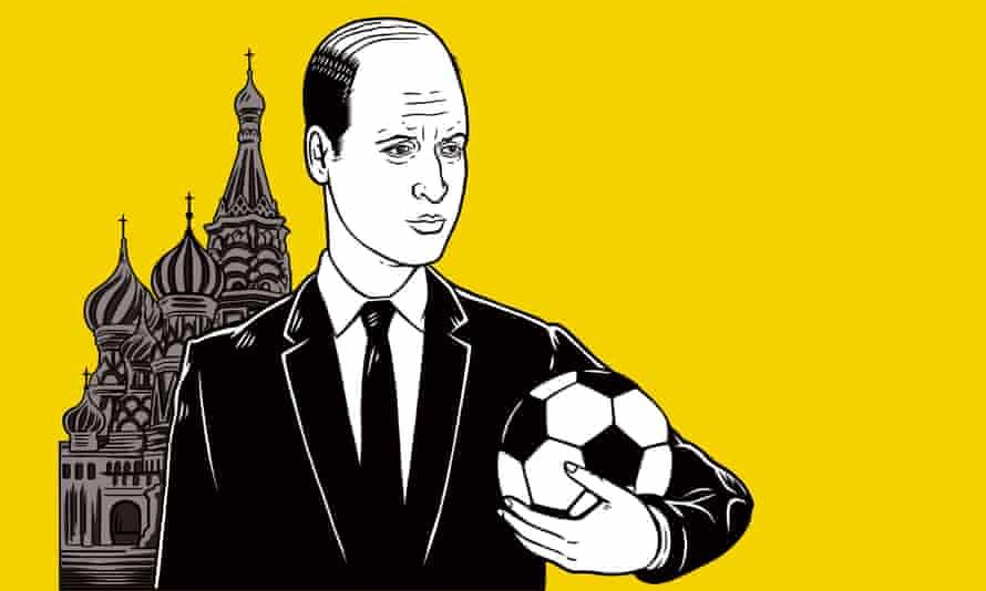 Barney Ronay illustration