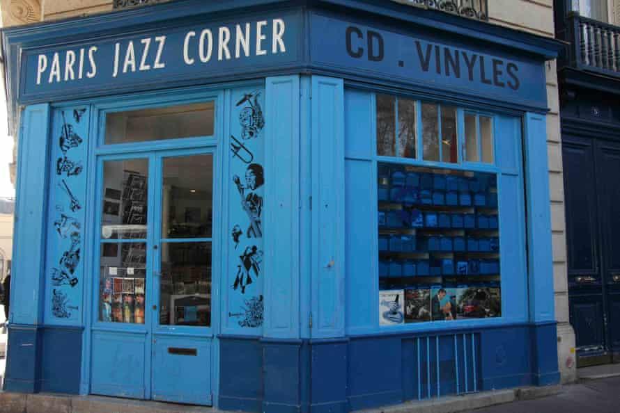 paris jazz corner, Paris