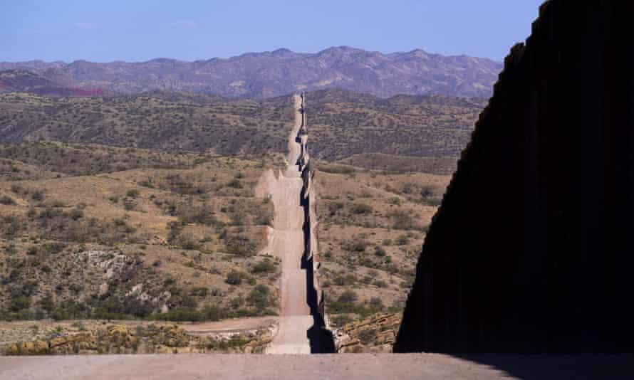 Arizona's borderlands, where temperatures are regularly soaring above 110F.