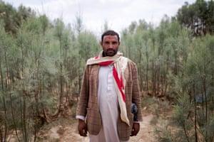 Hamoud Mohammed al-Ghar.
