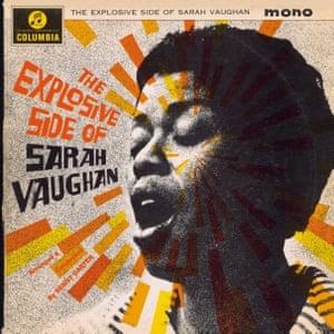 SARAH VAUGHAN, THE EXPLOSIVE OF SARAH VAUGHAN (COLUMBIA), 1963