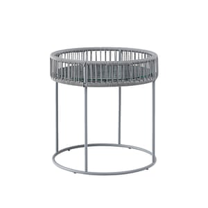 Salsa outdoor side table, £79, johnlewis.com