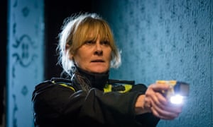 Unshowy, unsentimental and acute … Sarah Lancashire as Sergeant Catherine Cawood in Happy Valley.