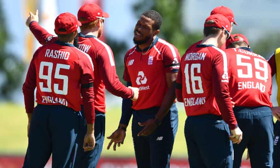 England's T20 team have their eyes on another limited-overs title