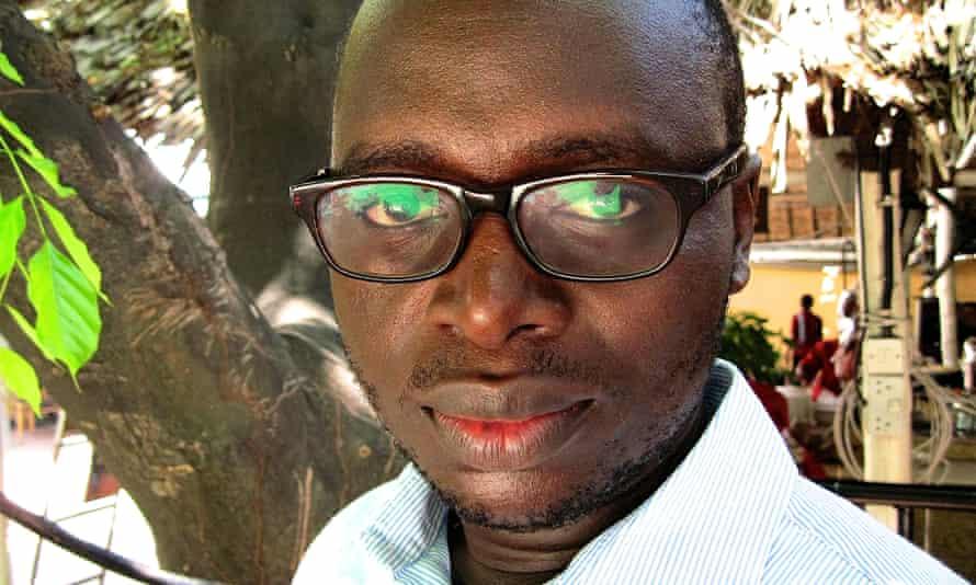 Erick Kabendera, Tanzania journalist