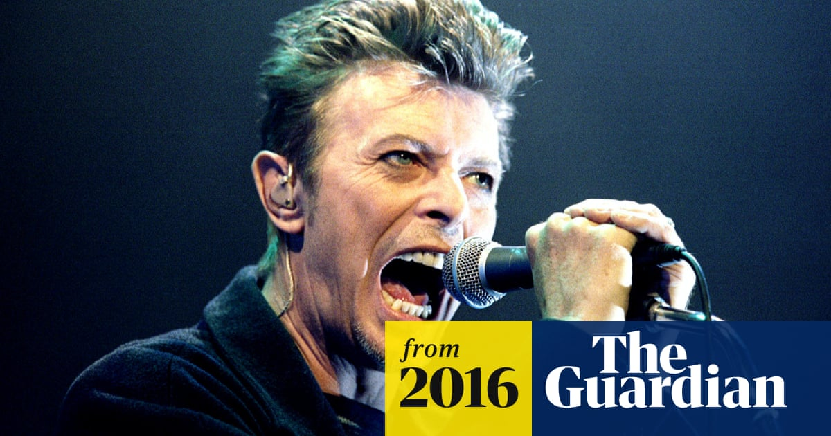 David Bowie dies of cancer at 69: 'He gave us magic for a lifetime'