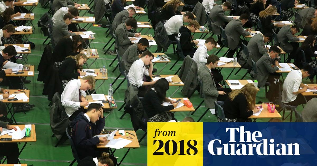 New GCSEs put pupils under more pressure, say school leaders