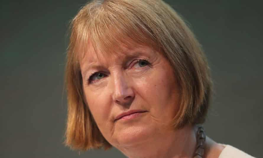 Labour MP Harriet Harman is among the backers of the amendment.