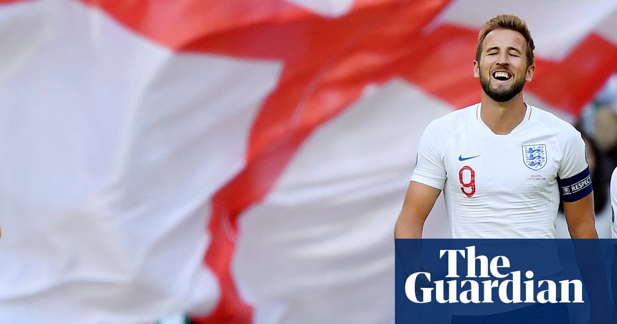 England goalscoring record is way off in distance, says Harry Kane