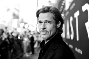 Los Angeles, California: Brad Pitt attends the premiere of Ad Astra at The Cinerama Dome
