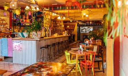 'I appreciate the garish decorations': Wok Inn Seaside Noodle Bar, Blackpool.